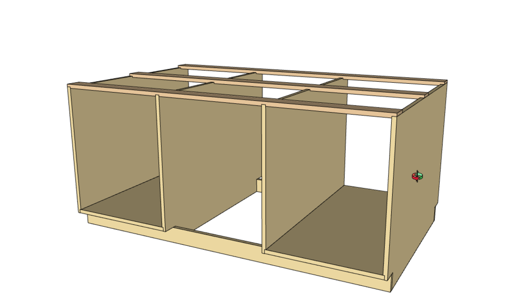 Phase 1: The Cabinet Base