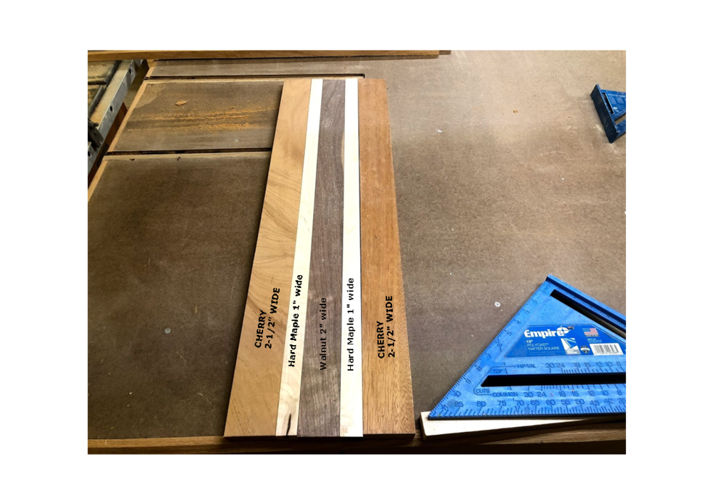 Boards Used