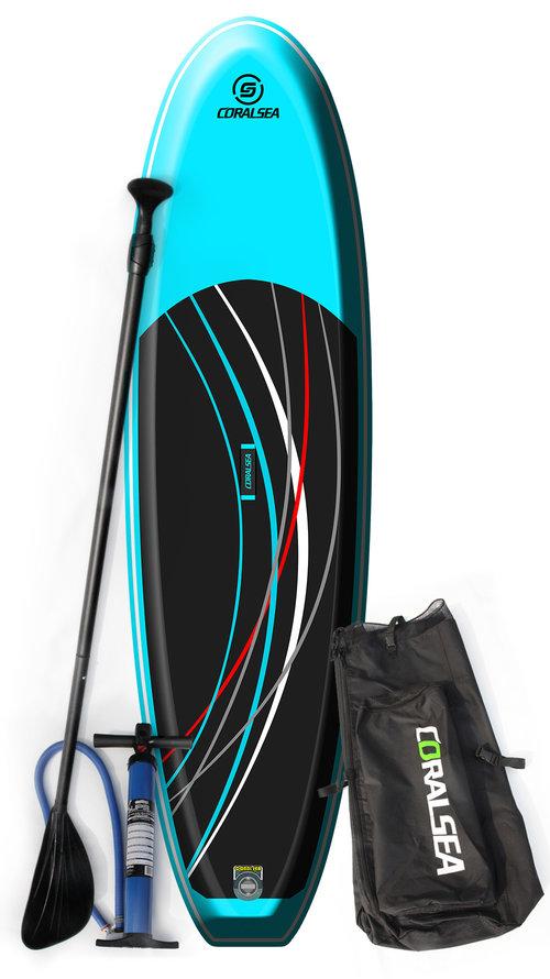10' Adrenaline Air (Turquoise)