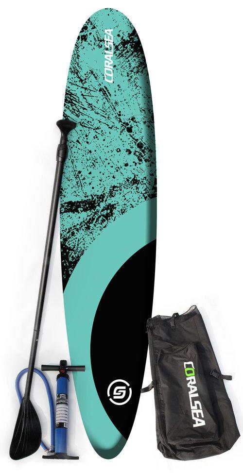 11' Graphix Series (Turquoise)