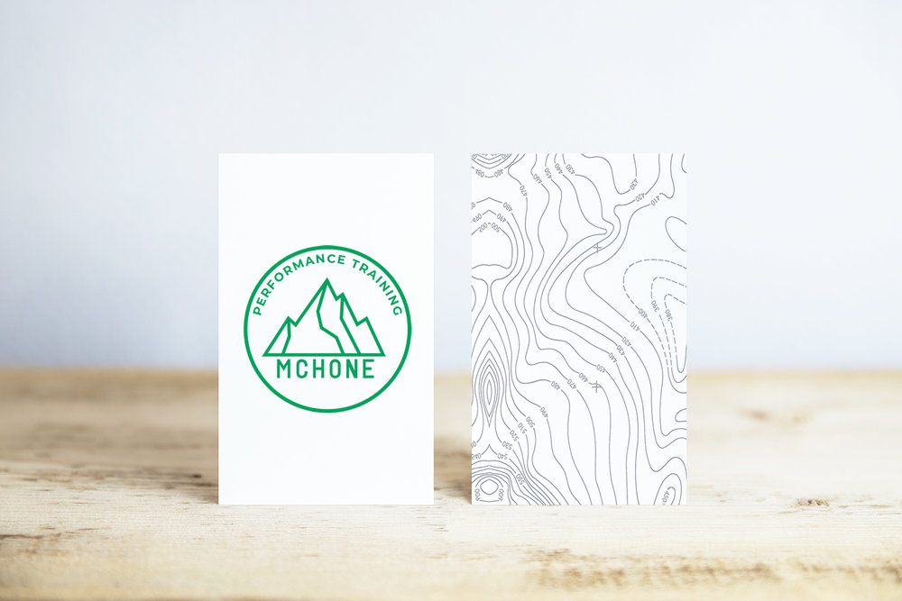 mchone performance training branding