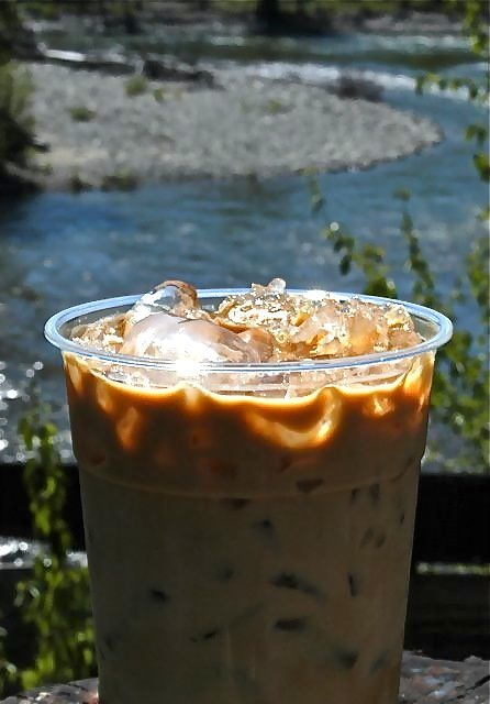 Iced Americano by river.jpg