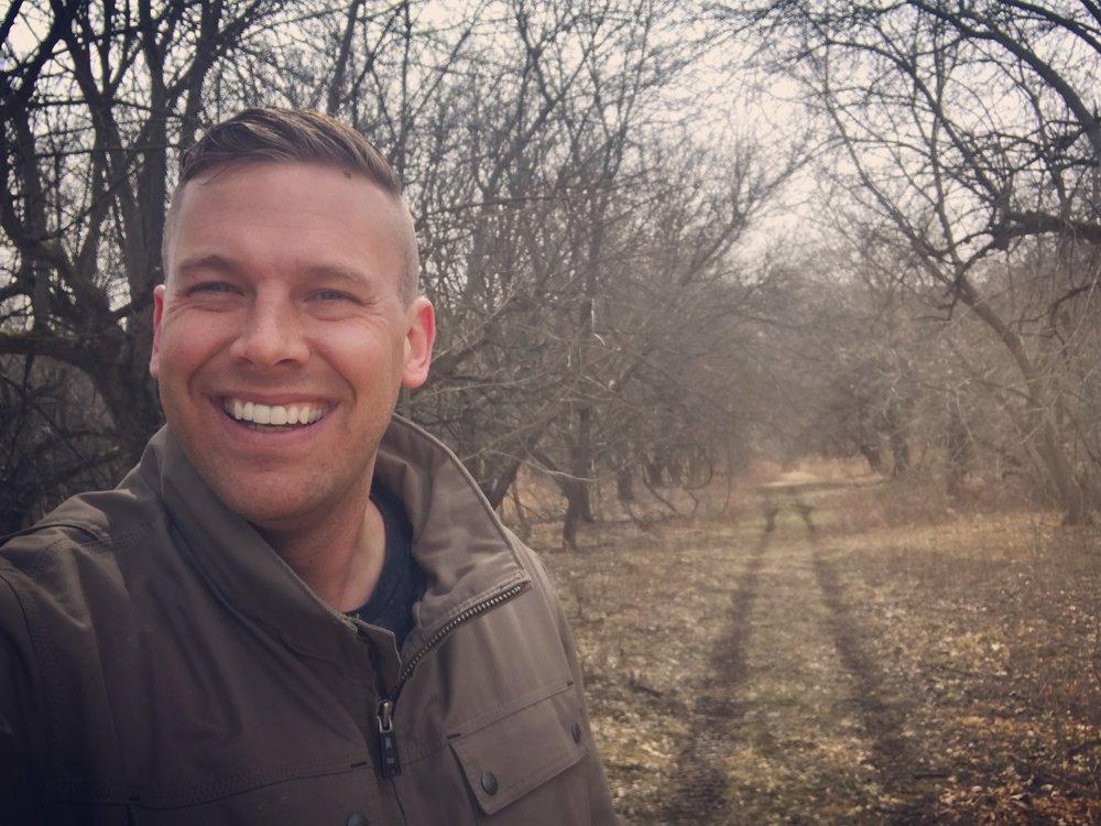 Joel Leipprandt - Lead Pastor