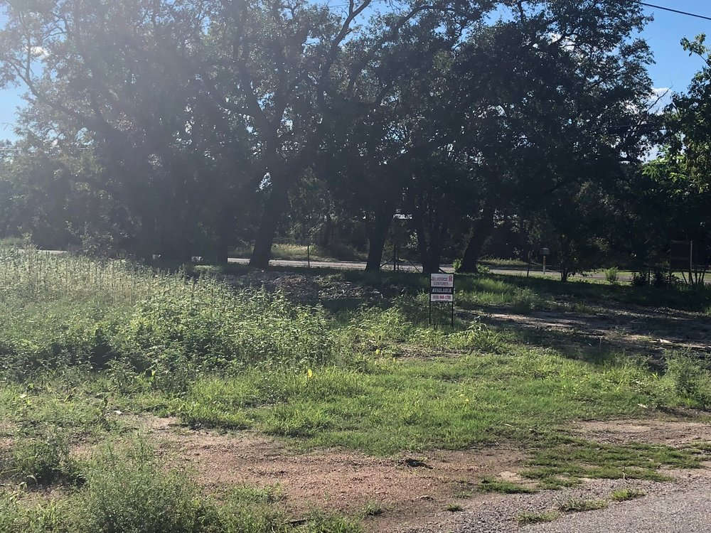 Bertram, Texas (SOLD) - 653 FM 243 Bertram, Texas* 0.39 acre oversized corner lot.* Residential home site. Also zoned to for a manufactured home.* City water, city sewer, electric, cable and natural gas all available on lot.