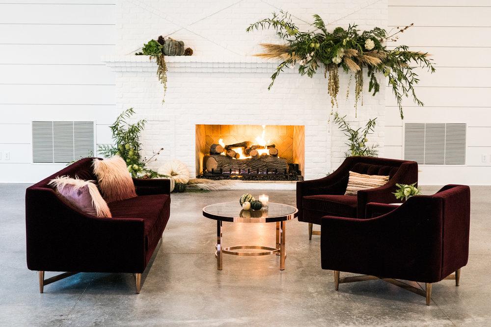 Studio C Floral | Event Florist  | Hutton House