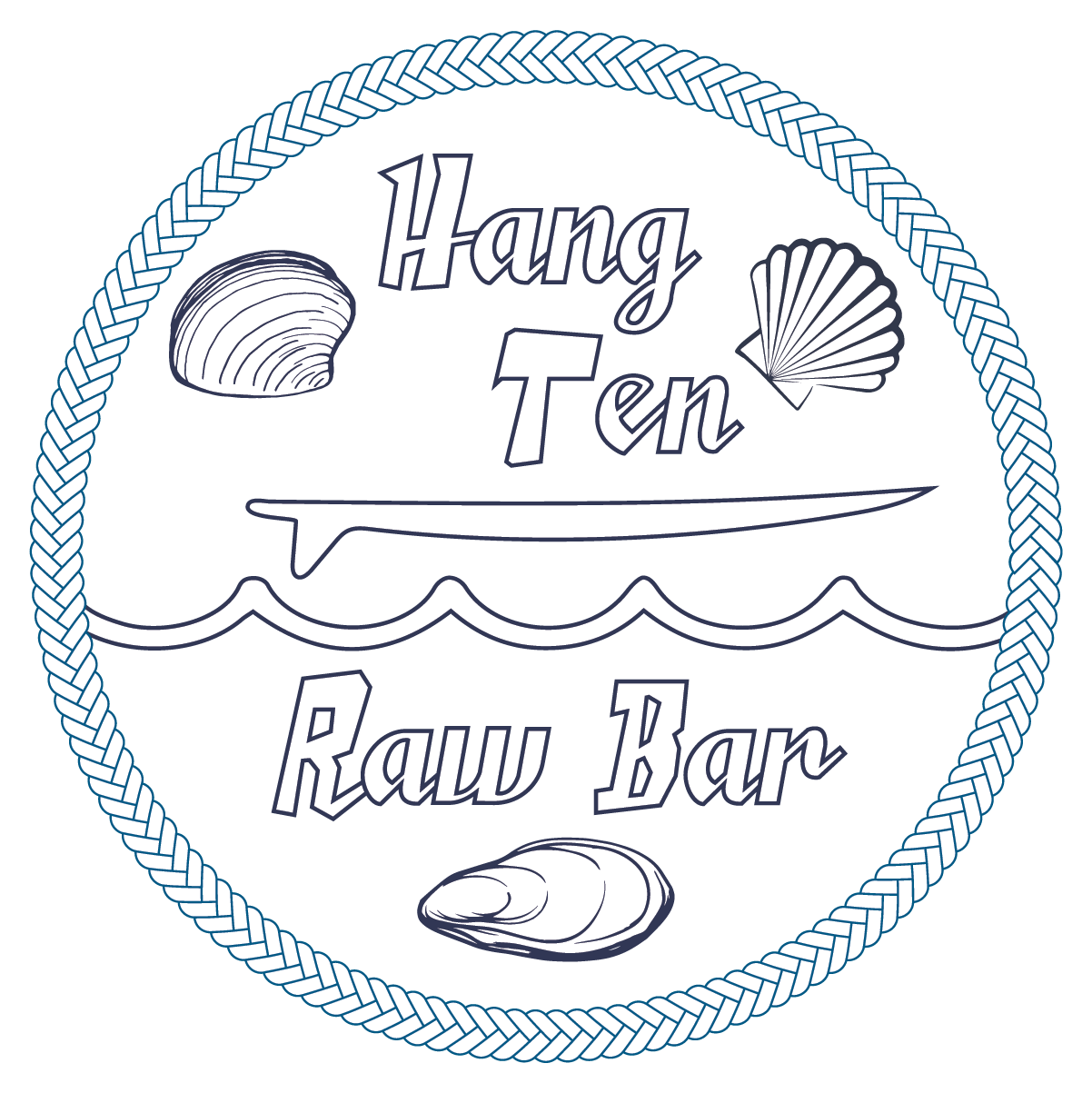 Hang Ten Raw Bar
