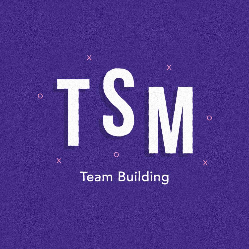 TSM Team Building - Digital Invitation