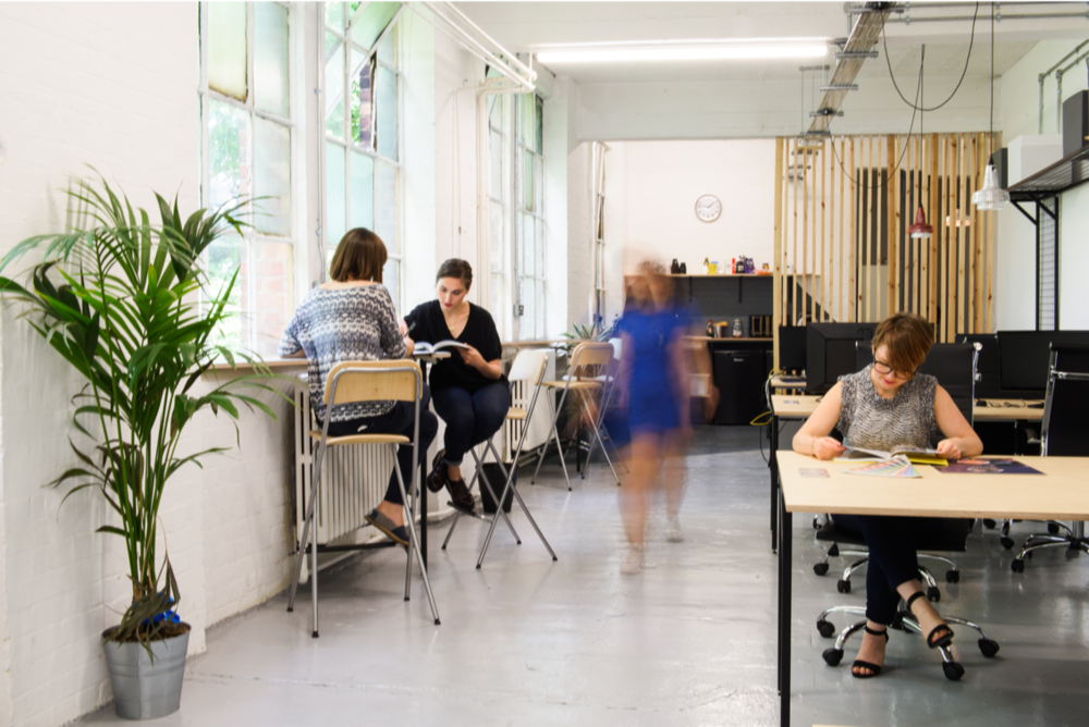If you work from home, it can be really beneficial to mix it up by working in libraries, cafés and co-working spaces every now and then. -