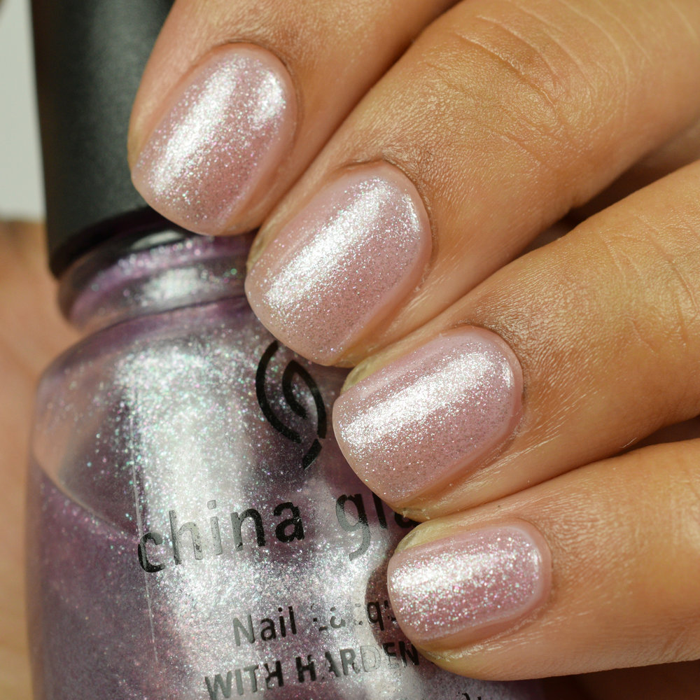 China Glaze Happily Ever After over OPI Care To Danse.jpg