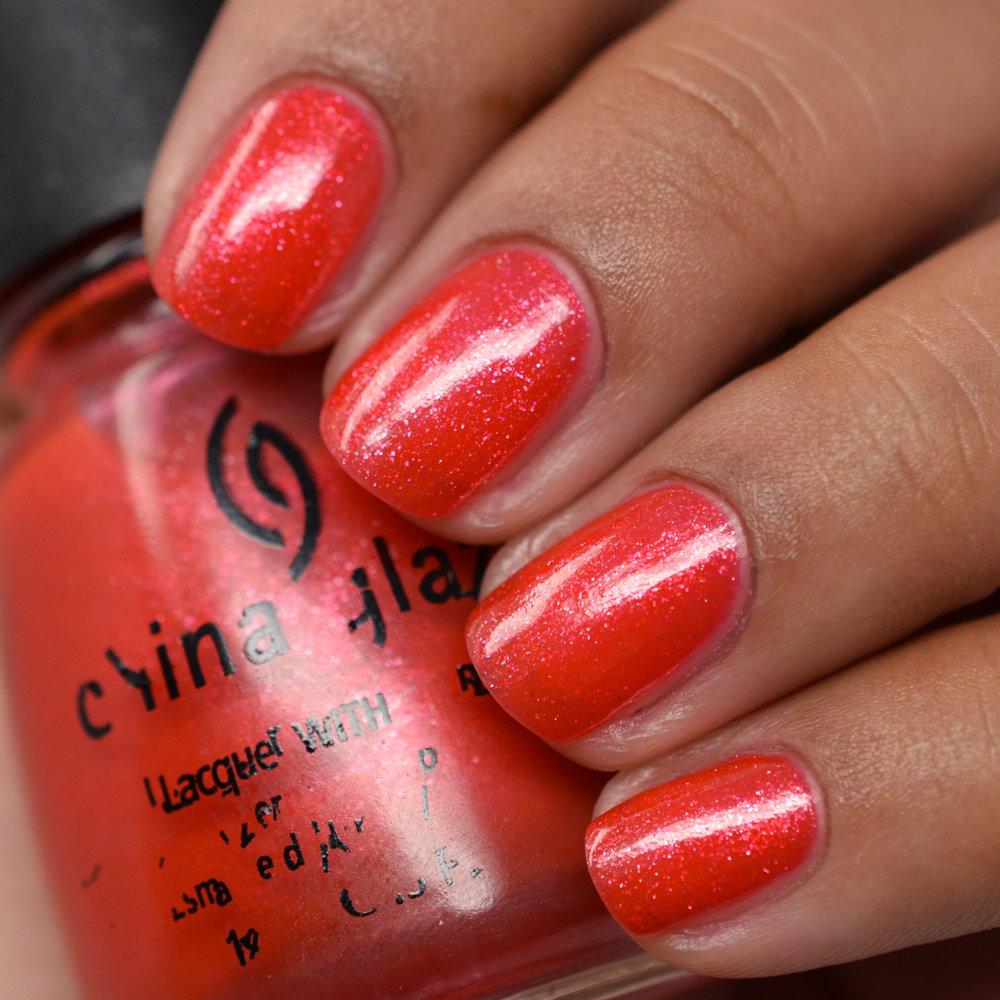 China Glaze Summer Days Summer 2009 - Cherry Pie.jpg