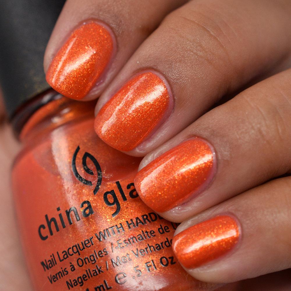 China Glaze Summer Days Summer 2009 - Orange Marmalade.jpg