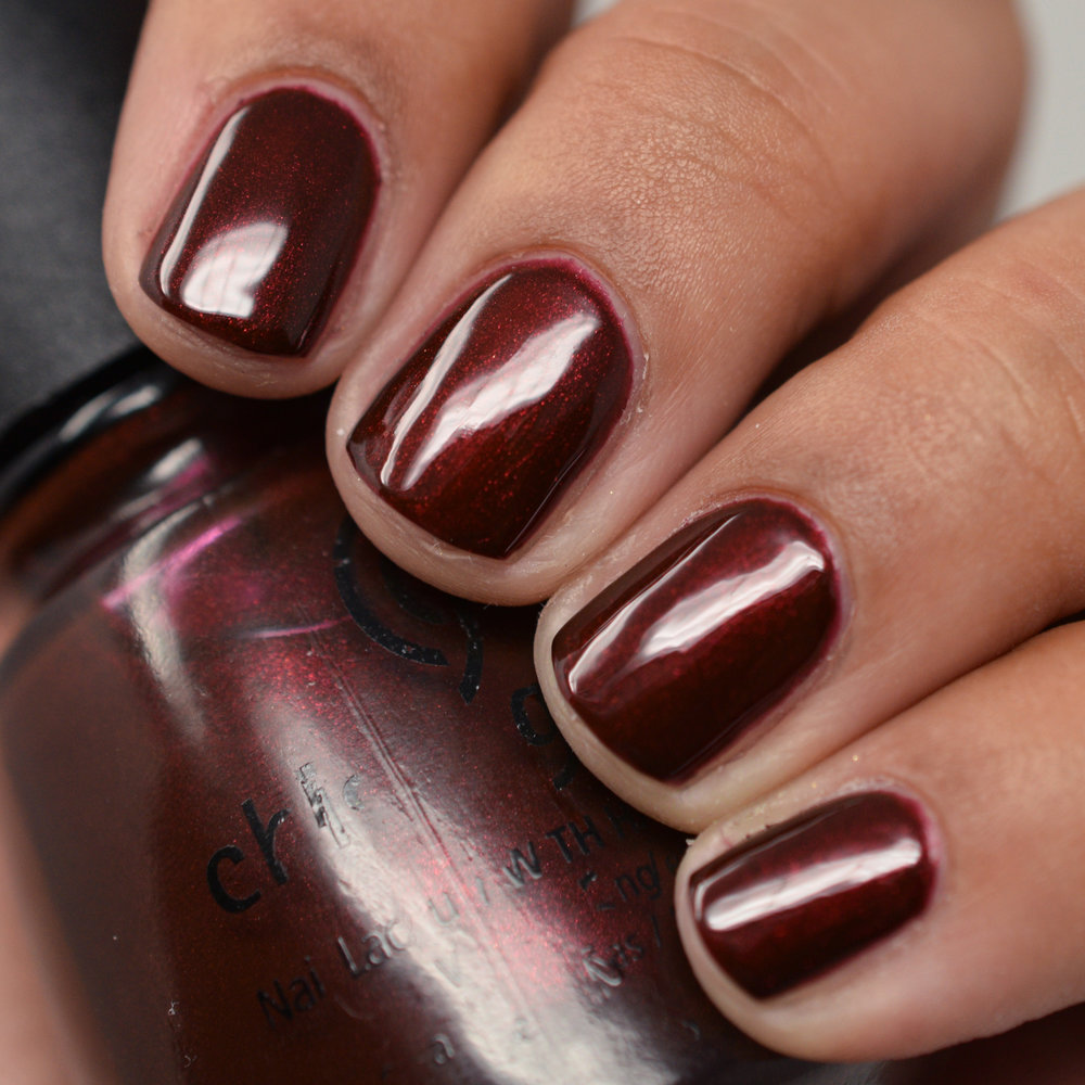 China Glaze Rodeo Diva Fall 2008 - Branding Iron.jpg