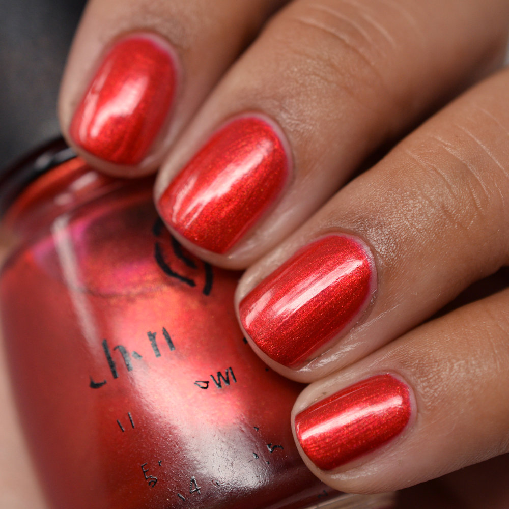 China Glaze Rodeo Diva Fall 2008 - Red Stallion.jpg