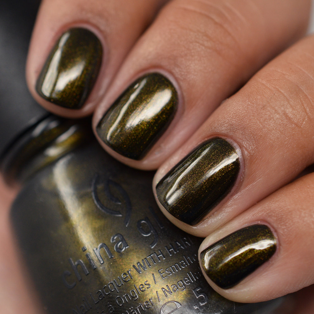 China Glaze Rodeo Diva Fall 2008 - Wagon Trail.jpg