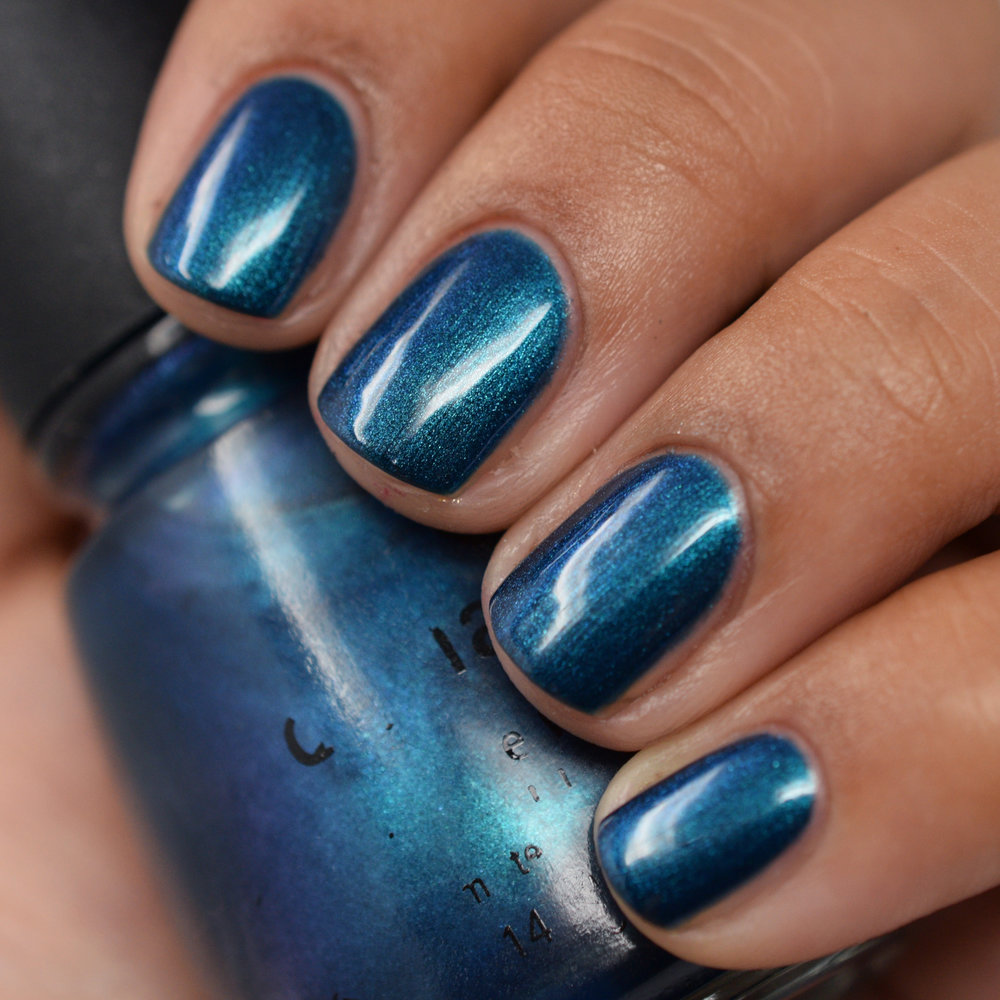 China Glaze Rodeo Diva Fall 2008 - Rodeo Fanatic.jpg
