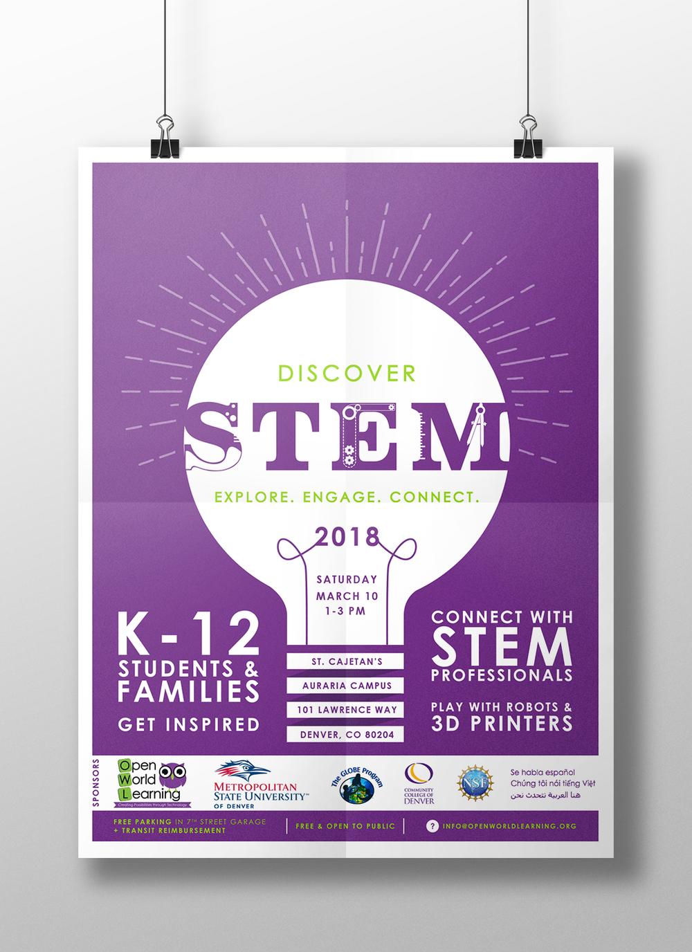 Discover STEM