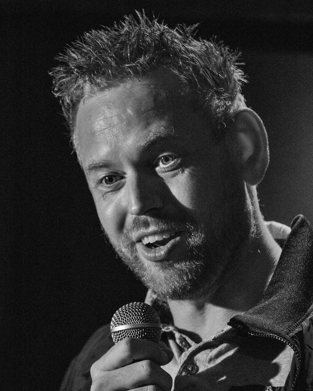 Mark Row - has made rapid progress since beginning stand-up comedy just two years ago. The documentary 'A1: The Long Road to Edinburgh', which is now out on Amazon, followed his journey from stepping on stage for the very first time in October 2016, to performing his own show at the Edinburgh Festival the following summer. In the time since then he has been making a name for himself appearing at clubs all over the country with his world weary tales of starting out in comedy with a wife, three kids and day job to juggle. He is soon to compete in the 2018 Laughing Horse New Act of the Year Semi Finals'If you would like to purchase the documentary please click here!