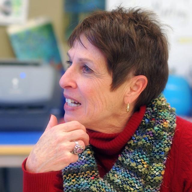Nancy Goldberg, School Presentation Committee - Executive Coach