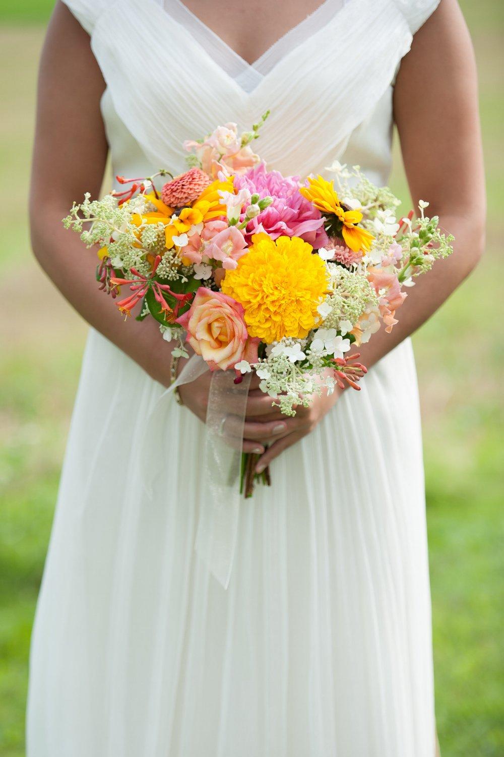 Mid August Bouquet