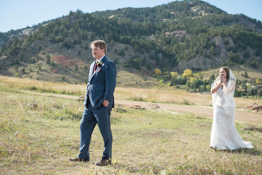 Wedgewood in Boulder, Colorado Mountain Canyon Wedding Photographer