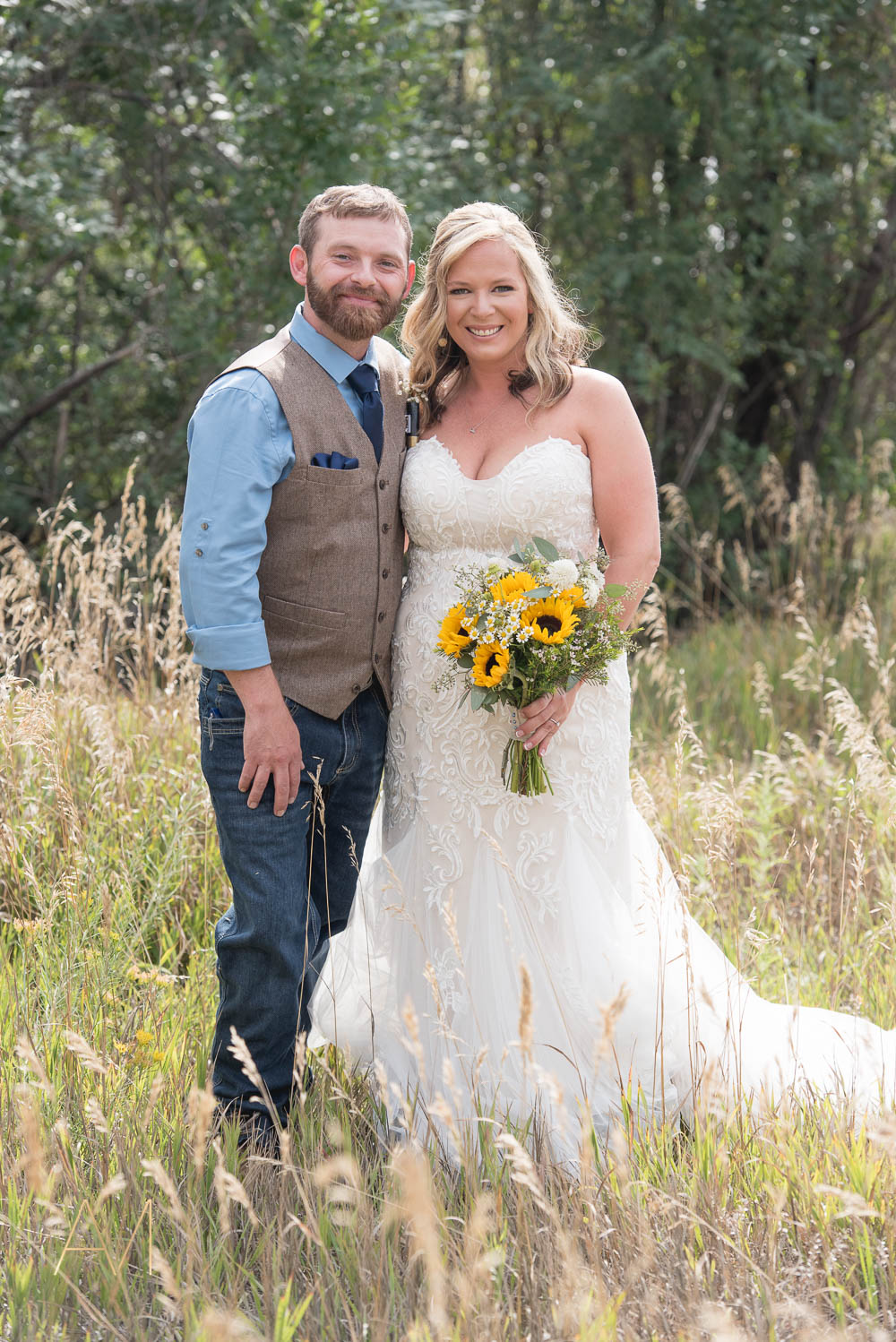 Fall Lyons Colorado Wedding Photographer