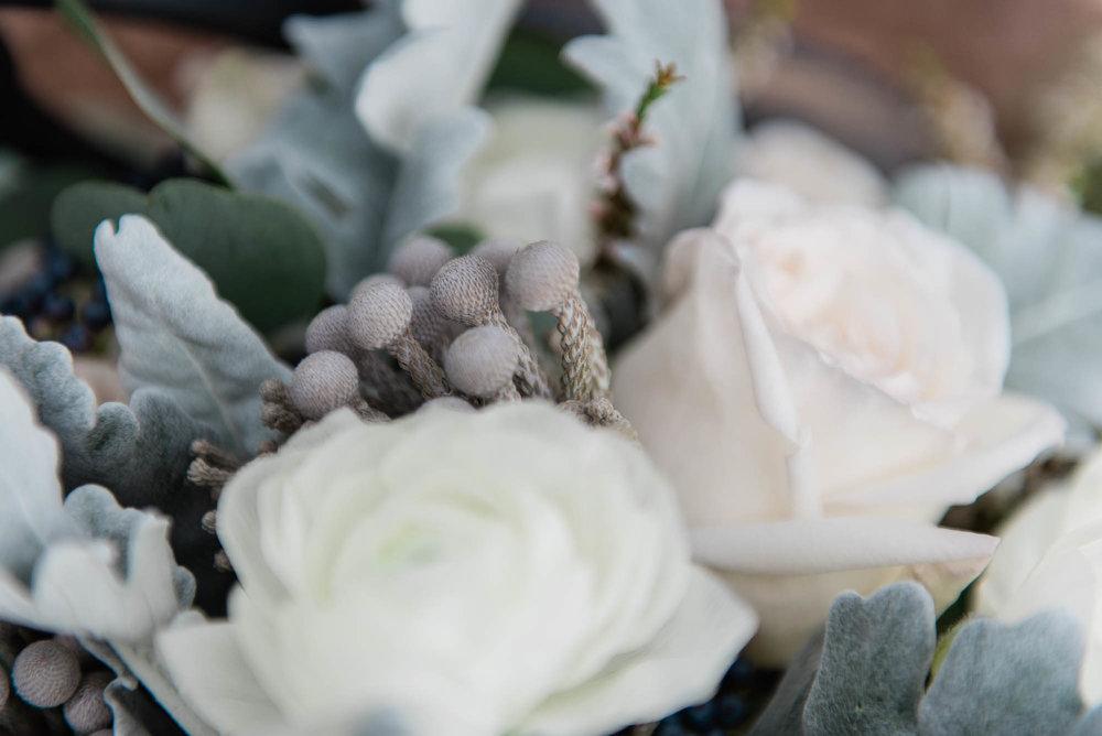 Colorado Floral Bouquet Detail Photography
