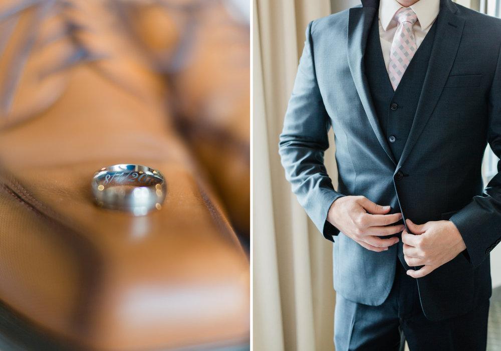 Colorado Groom Wedding Photography Details