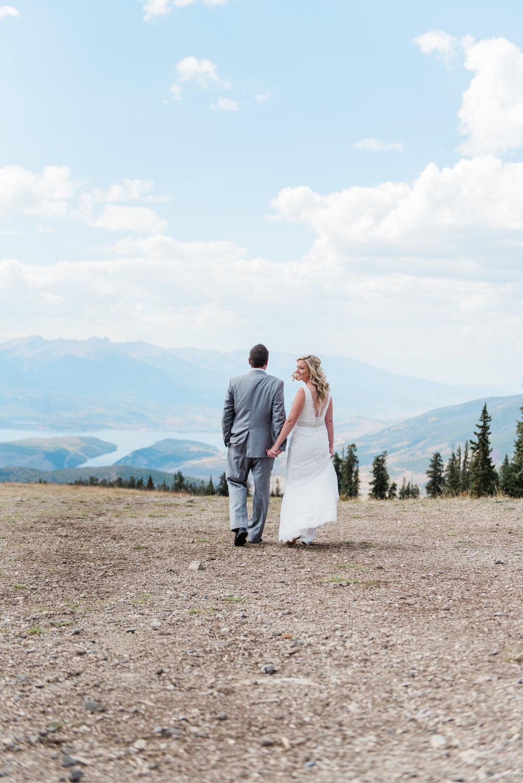 Keystone Summer Wedding - Dawn & Paul