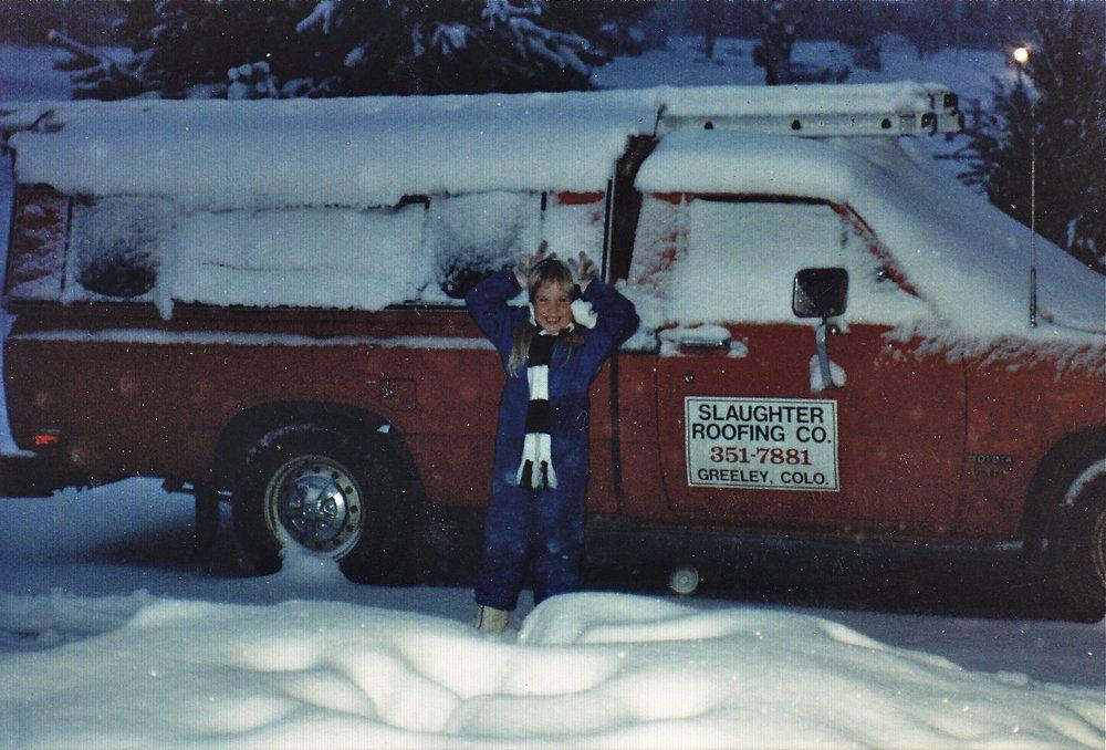 Cara Slaughter 1988