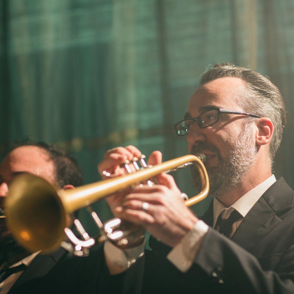 Justin Amolsch   Trumpet