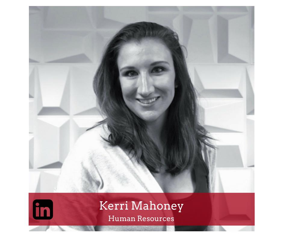 Kerri Mahoney, Human Resources