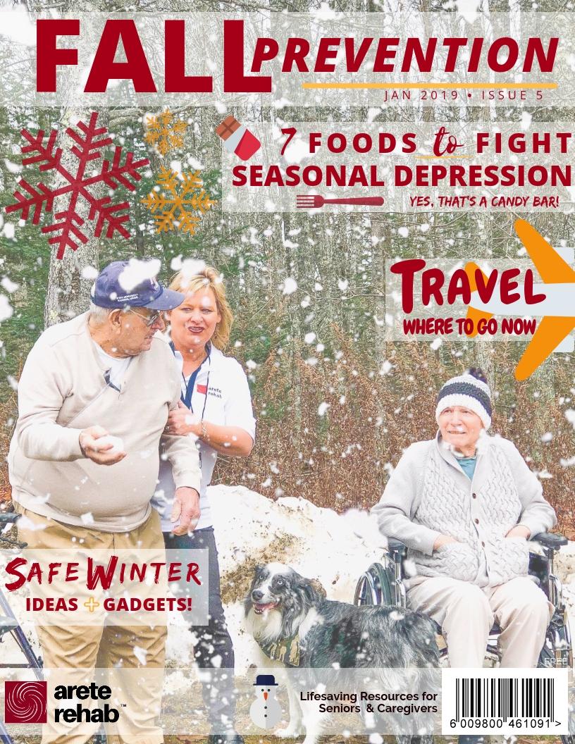 Fall Prevention Magazine