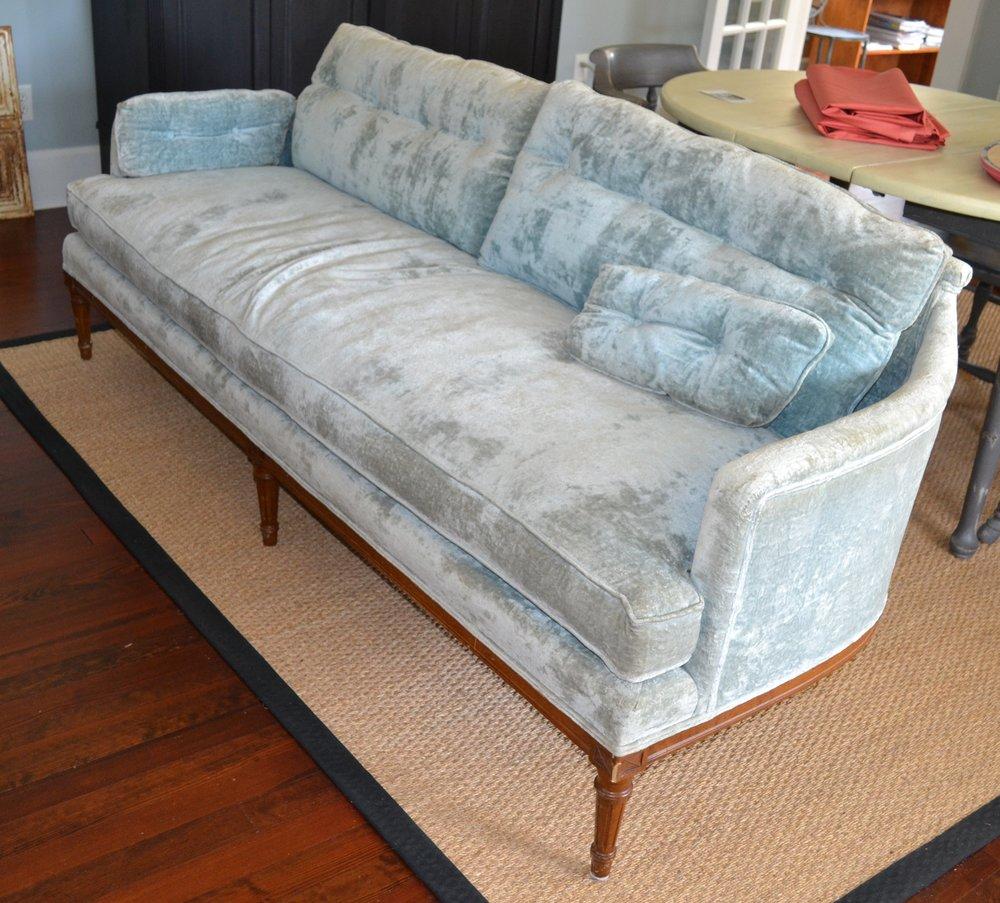 Henredon Sofa Before