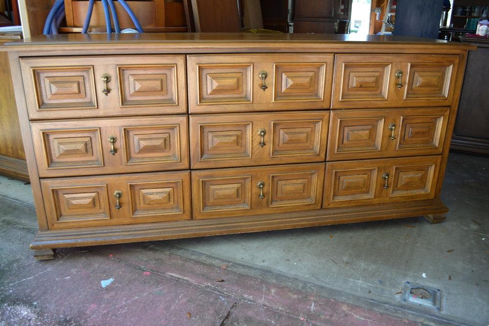 Esperanto Dresser Before