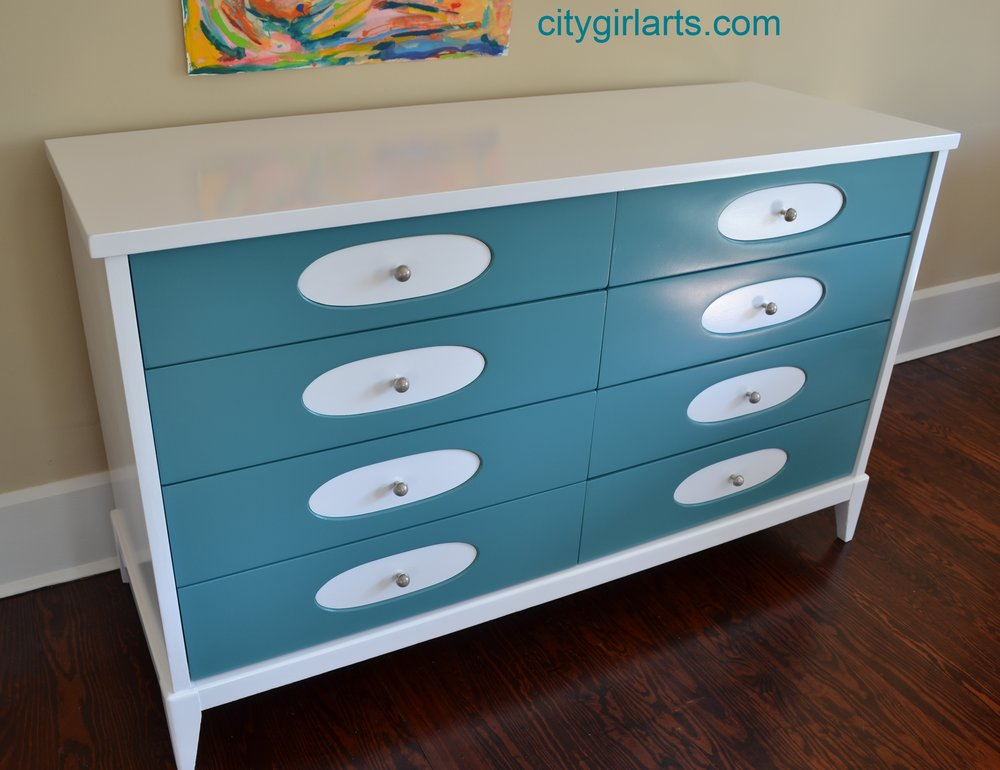 South Beach Dresser