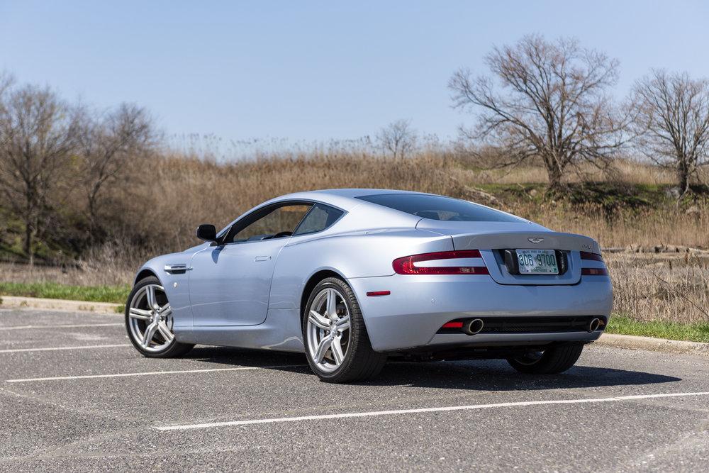 2009 Aston Martin Db9 Automotive Restorations Inc
