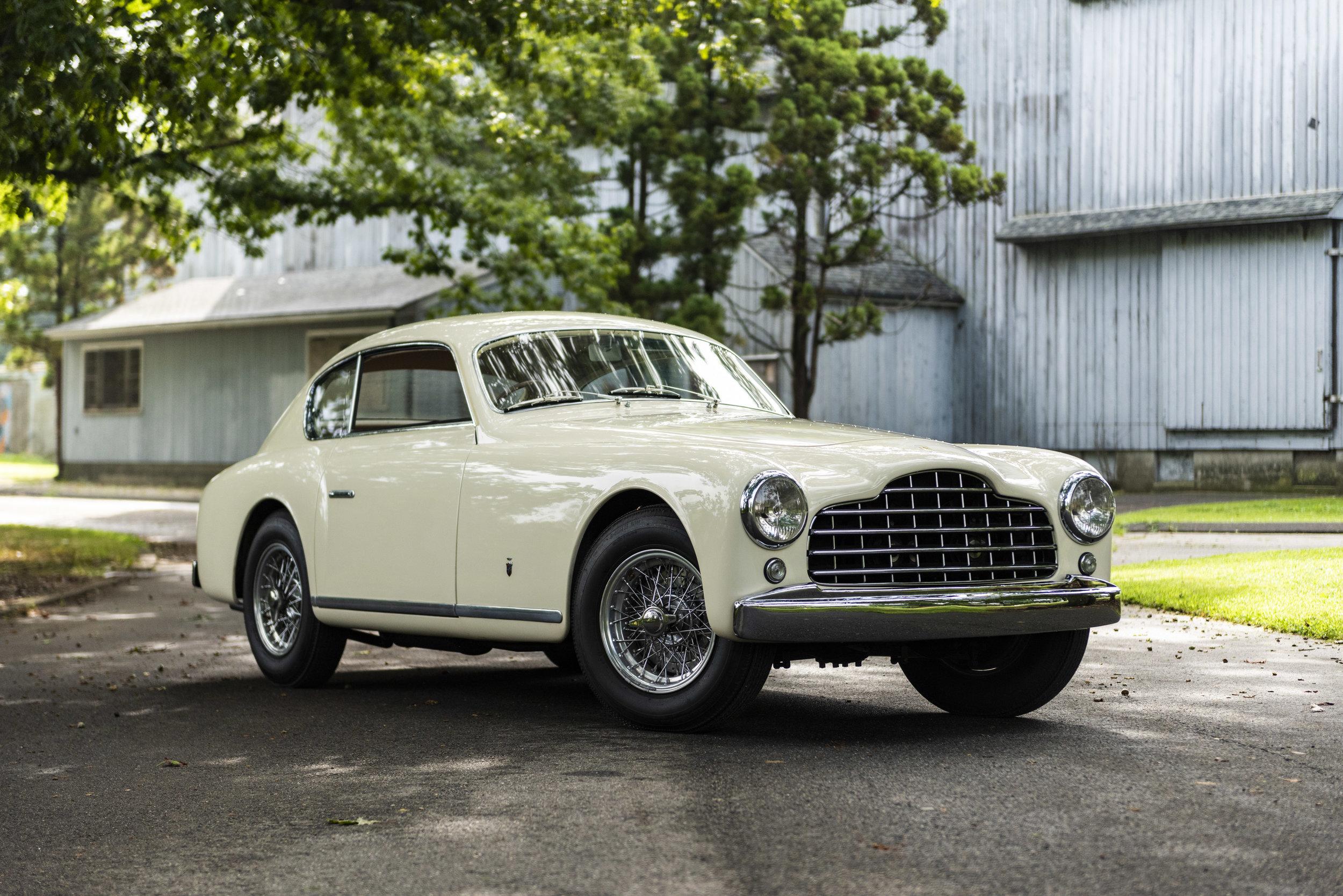 1951 Ferrari 195 Inter For Sale Automotive Restorations Inc Cadillac Convertible