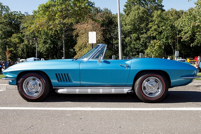 A one owner 1967 Chevrolet L88 Corvette ; a 2nd series Corvette in about the best form possible.
