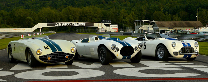 Cunninghams at Lime Rock…could it get better.
