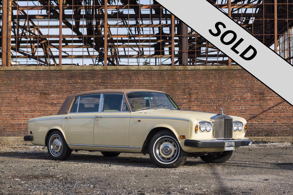 1976 Rolls Royce Silver Shadow LWB Shop SOLD.jpg