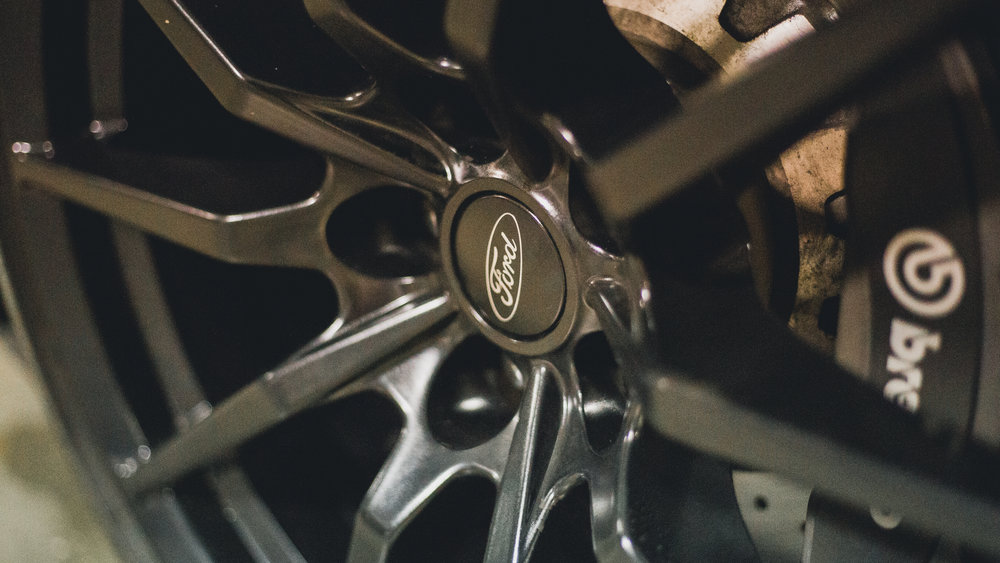Wheels, Tires, & Brakes