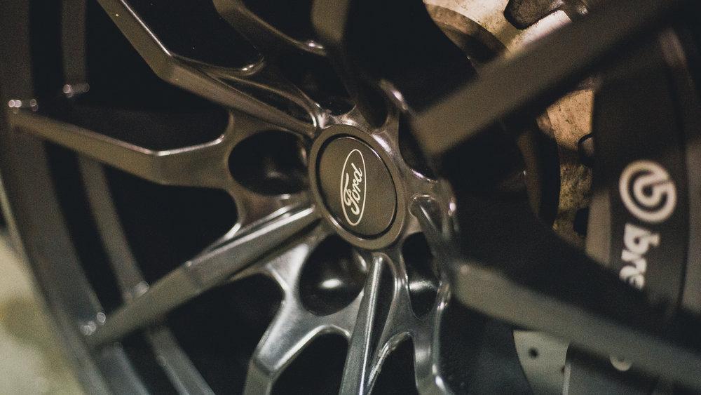 Wheels, Tires, & Brakes