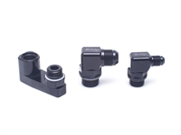 Billet 90 and 180 Degree Fittings