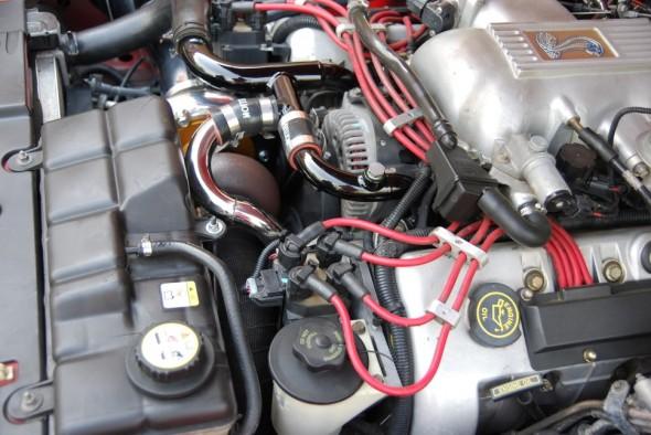 Hellion 1996-1998 Ford Mustang Cobra Single Turbo System