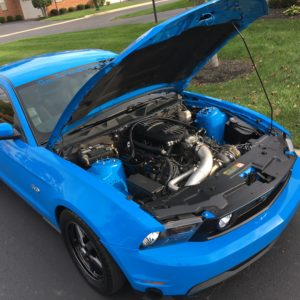 On 3 Performance 2011 – 2014 Mustang 5 0 Single Turbo System
