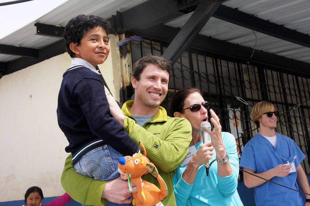 Dental hygiene education for Ecuadorian Students