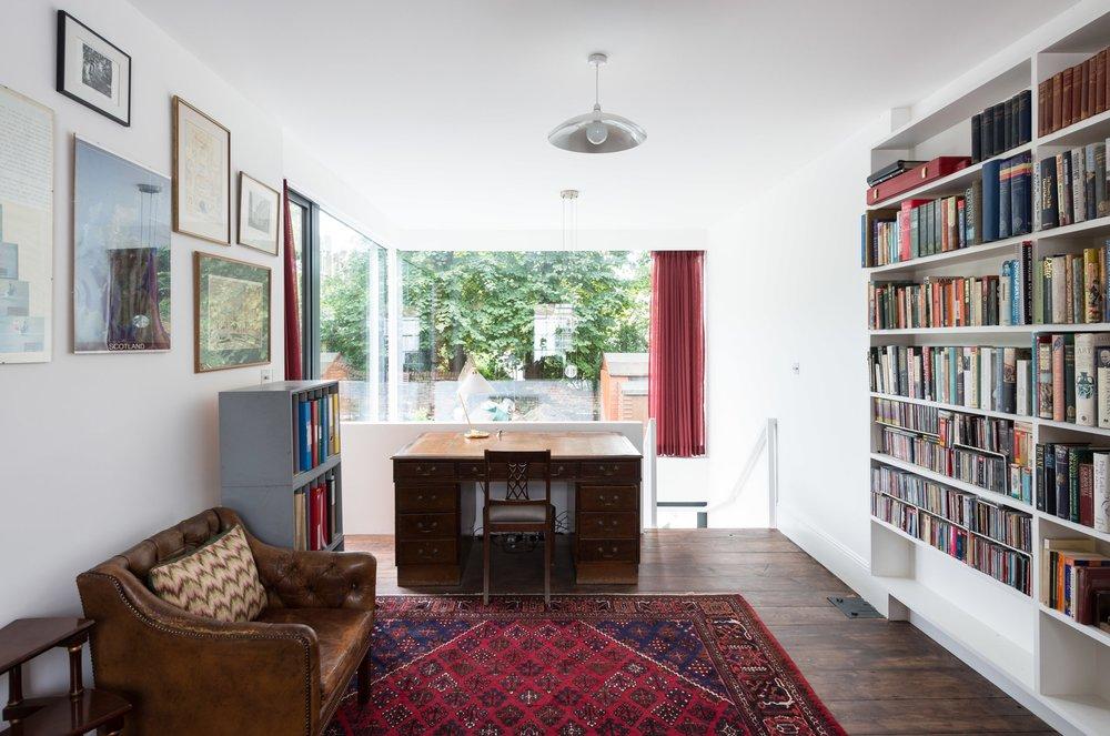 Clapham House Work - MW Architects