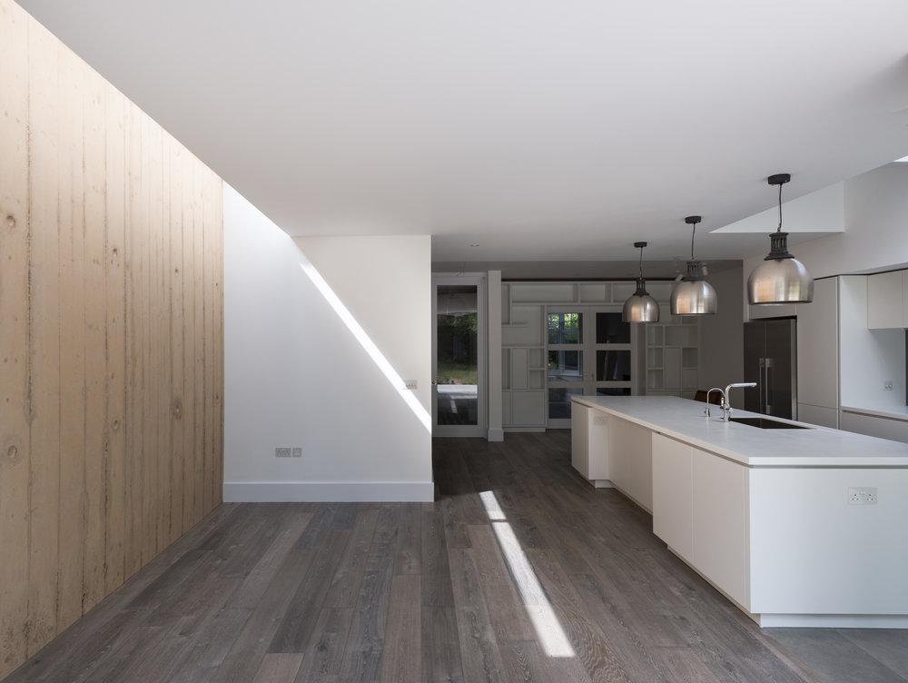 Hodford Road Kitchen - MW Architects