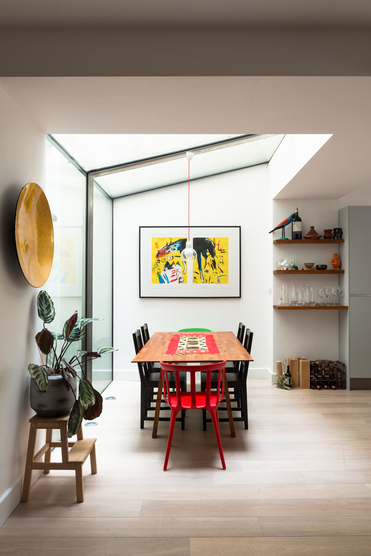Warrington Crescent Dining - MW Architects