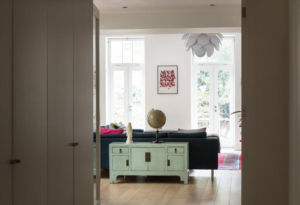Warrington Crescent Living - MW Architects